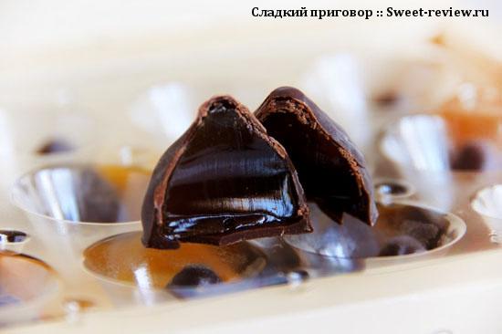 """Мармелад в шоколаде """"Шарм"""" (фабрика """"Ударница"""", Москва)"""