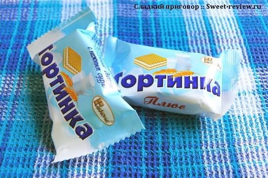 """Десерт """"Тортинка плюс"""" (фабрика """"Акконд"""", Чебоксары)"""